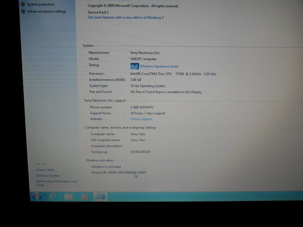 network controller driver windows 7 32 bit download sony vaio