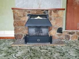 Flavel Emberglow Gas Fire