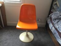 1970's Tulip Chair