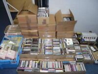 500 x CD'S, LOADS OF VARIOUS TITLES/GENRES - IDEAL FOR A CARBOOTER