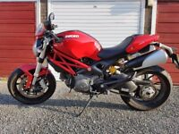Ducati Monster M796 ABS (63 Plate) - Fantastic Condition, Low Mileage, Great Fun to Ride