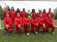 Girls/ Ladies Under 18s Football Team - South East London (Bexleyheath)