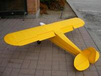 Professional finished Great Planes Piper J-3 Cub Kit