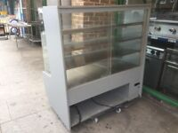 CATERING COMMERCIAL HOT FOOD DISPLAY CABINET CUISINE CAGE SHOP CATERING COMMERCIAL BAKERY SANDWICH