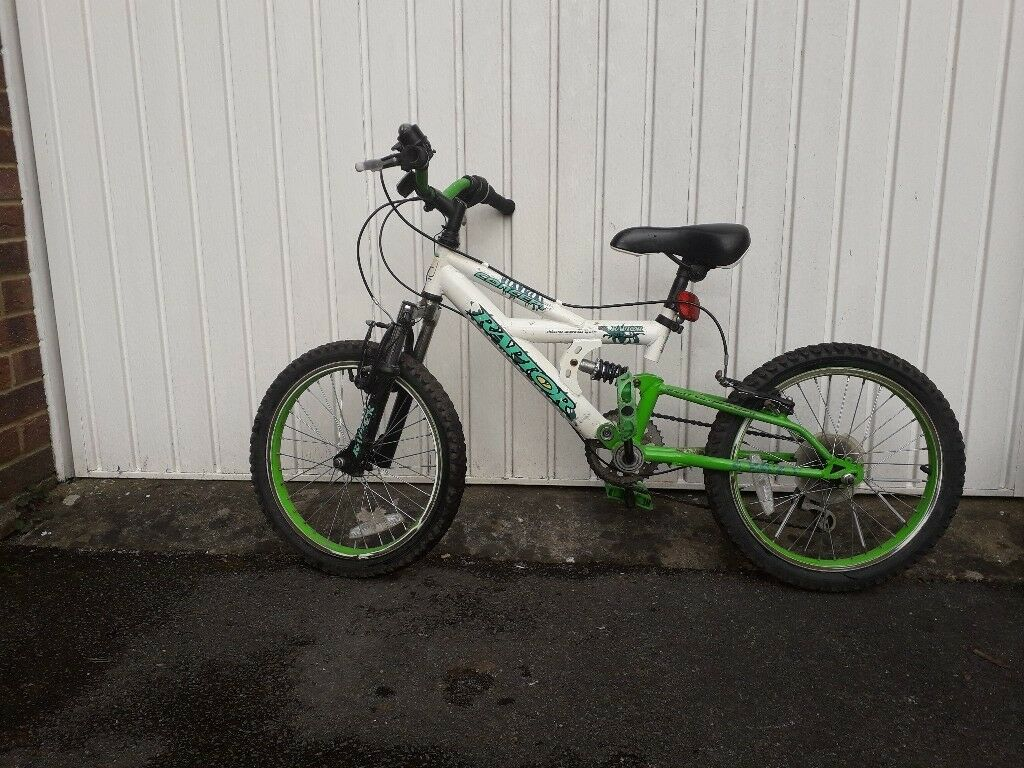 Child S Bicycle 6 Gears Shimano 14 Inch Wheels Active Suspension