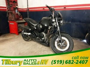 2003 Buell Blast 500. *AS IS* 492cc air cooled, four stroke