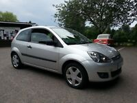 *2006 Ford Fiesta 1.25 Zetec, Facelift Model, 1 Lady Owner From Brand New, HPI Clear, Excellent Car*