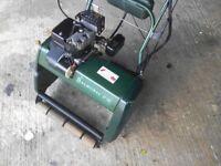 ATCO BALMORAL 17 SE lawnmower /roller SPARES OR REPAIR