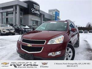 2010 Chevrolet Traverse 1LT  - $122.66 B/W