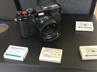 Fujifilm X100 Black Limited Edition, Boxed with accessories for sale  Harrow, London