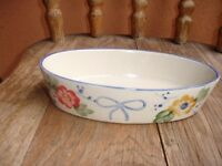 Small single casserole dish