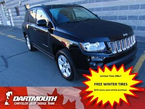 2014 Jeep Compass NORTH/POWER OPTS/4X4