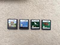 Animal Nintendo DS game bundle