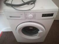 ESSENTIALS - C712WM17 7 kg 1200 Spin Washing Machine - White