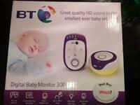 BT 300 baby monitor