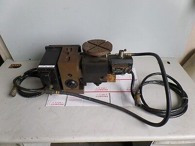 HAAS T5C 4TH & 5TH AXIS ROTARY TABLE 17 PIN BRUSH TYPE OR USE IT AS TRT160 arpi for sale  Sun Valley