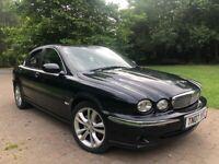 Jaguar, X-TYPE, Saloon, 2007, Manual, 1998 (cc), 4 doors