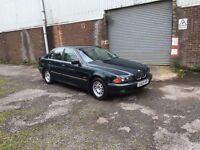 BMW 528i Automatic/Triptronic*Low Mileage **FSH *1 Owner* Smart looks*