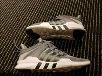 Adidas EQT trainers SIZE 8