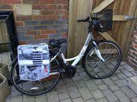 "Ladies 16"" Apollo Elyse Bicycle"