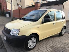 Fiat Panda. 1.1 2009, £30 tax, 34k Miles, mot 14.03.2019. Cheap runner.