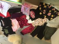 Bundle girls clothes 9-10 & 10-11 years