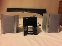 Sharp 5 CD/MP3 Stereo System