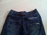 Pair of jeans enzo 29 inch as new
