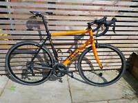 Custom painted Road Bike