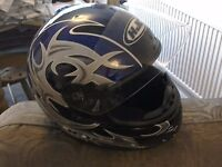 HJC Ladies crash helmet