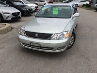 2002 Toyota Avalon XLS LEATHER SUNROOF ONE OWNER LIKE NEW!