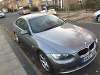 BMW 3 series coupe , hpi clear , low mileage