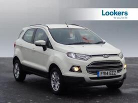 Ford EcoSport TITANIUM TDCI (white) 2014-04-29