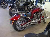 MUST SEE/ LOW MILES! 2007 VICTORY Vegas Jackpot!