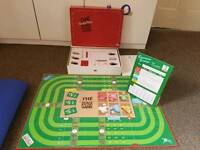 The really nasty horse racing game board game
