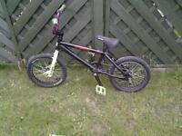16in BMX bike