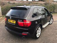 2007 BMW X5 3.0 30d SE 5dr Automatic @07445775115