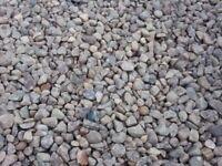 Bulk Bag Of Limestone Chippings