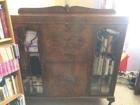 REDUCED - Bureaux / bookcase/writing desk