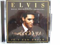 Brand new ELVIS 'If I can Dream' CD still sealed