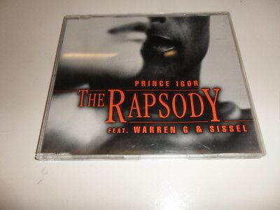 CD  The Rapsody Feat.  Warren G &  Sissel  ?? Prince Igor
