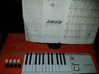 Bontempi retro 70 8 cord organ
