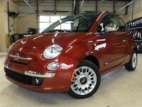 2014 Fiat 500 LOUNGE.55$/SEM*.BALANCE DE GARANTIE.CHANGEMENT D'H
