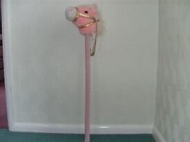 Hobby horse (with sound effects)