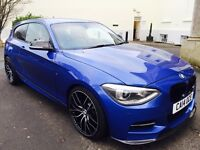 2014 BMW 135i M SPORT, 14,000 MILES, HUGE SPEC OF BMW UPGRADES, THOUSANDS EXTRA SPENT