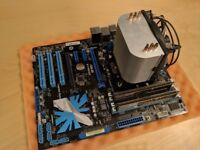 i5 CPU, Asus Motherboard and RAM bundle