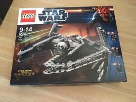 Lego Star Wars sith fury class interceptor