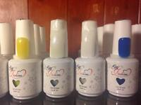 New gel polishes £3 each