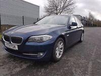 BMW 5 SE top Class sat nav