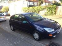 FORD FOCUS AUTOMATIC HPI CLEAR LONG MOT